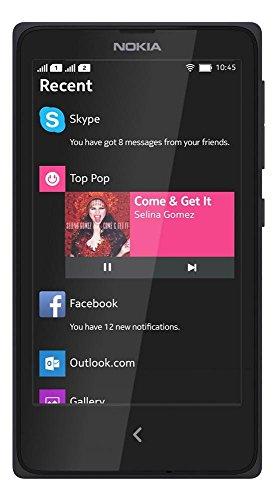Nokia X Dual Sim , 3MP, 4GB, 3G, Jelly Bean Factory Unlocked World Mobile Phone - White