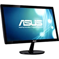 Vs207d P 19.5in Led Lcd Mon 16x9 Hdcp 5ms 16 9 Asus Computer
