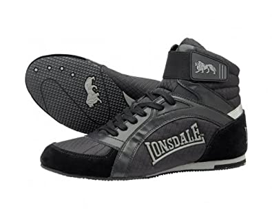 De Chaussures Black Boxe Lonsdale Swift 3RjLA54