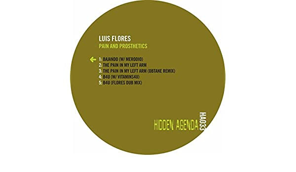 Pain and Prosthetics by Luis Flores on Amazon Music - Amazon.com