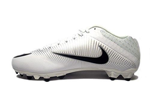9 Argento Metallizzato silver Bianco Velocitã Us black D Shoes Lacross Vapor White nbsp; Lax m wUpvnXq