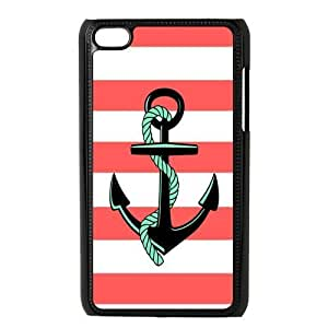 Red and White Stripes with Anchor and Rope Personality luxury For Case Iphone 6 4.7inch CoverALL MY DREAMS