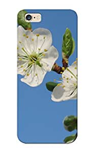 Armandcaron Sanp On Case Cover Protector For Iphone 6 Plus (plum Blossoms) For Christmas Day's Gift hjbrhga1544