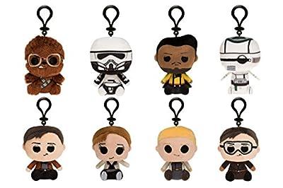 Funko Mystery Mini Plush Keychains: Star Wars - Solo (One Mystery Plush Keychain)