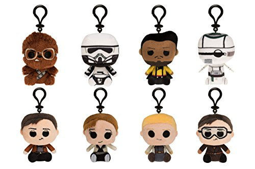 (Funko Mystery Mini Plush Keychains: Star Wars - Solo (One Mystery Plush Keychain))