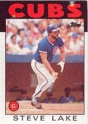 1991 TOPPS DESERT SHIELD #661 STEVE LAKE PHILLIES PSA 10 B2478684-431