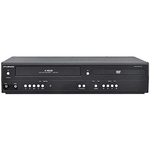 FUNAI DV220FX5 DVD Player/VCR Combination consumer electr...