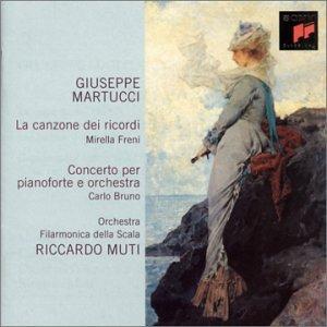 Martucci: La Canzona dei Ricordi; Concerto per Pianoforte e Orchestra