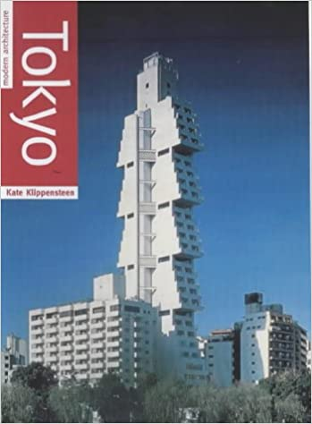 Tokyo Modern Architecture Sarah Lonsdale 9781842227626 Amazon