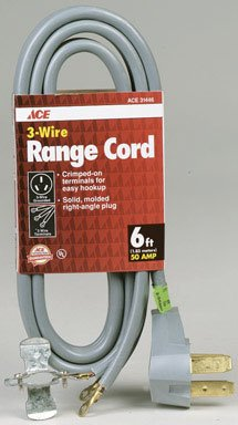 2 each: Ace3-Wire Range Cord -