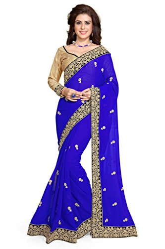 Mirchi Fashion Women's Embroidery Party Wear Indian Traditional - Indian Traditional Wear