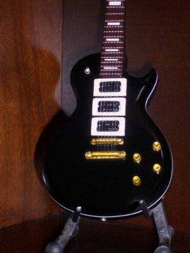Mini Guitar PETER FRAMPTON Black 3 Pickups Model GIFT