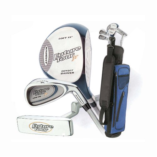 Intech Future Tour Junior Golf Set (Age 6 to 11)