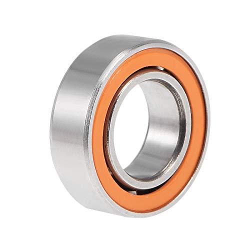 - uxcell SMR137C-2OS Hybrid Ceramic Ball Bearing 7x13x4mm ABEC-7 Stainless Steel Bearings