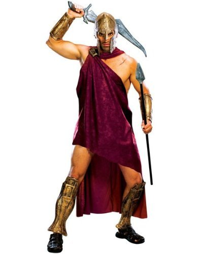 Spartan 300 Movie Costume (Standard One Size) by brandsonSale -