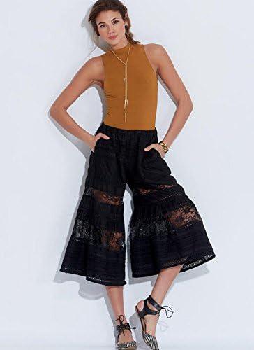 17 x 0.5 x 0.07 cm Tissue Multi//Colour McCalls Patterns 7576 Y,Misses Pants,Sizes XSM-MED