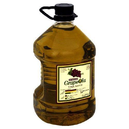 Grapeola, Oil Grape Seed, 3 LT (Pack of 6)