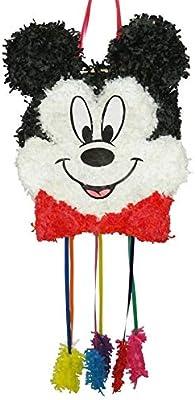 DISBACANAL Piñata Mickey Mediana: Amazon.es: Juguetes y juegos