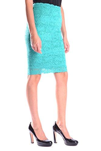 D.Exterior Mujer MCBI093006O Verde Poliamida Falda