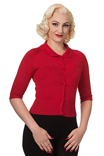 April Banned Cardigan El Gilet Femme FPBfwrFx