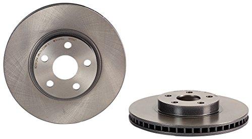 Brembo 09.9559.21 UV Coated Front Disc Brake Rotor ()
