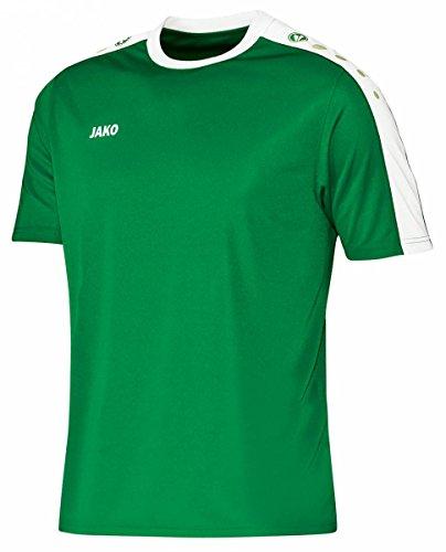 Jako Striker KA - Camiseta de fútbol multicolor - Sportgrün/Weiß