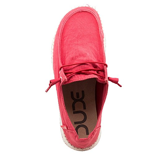Hey Women's Wendy Dude Loafers Coral wFYTq