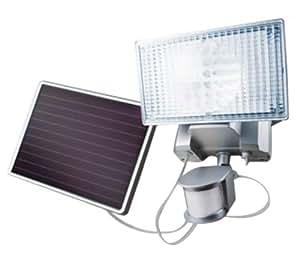 solar Solar-Powered 100 Led Security Floodlight