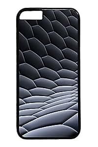 3D Visual Design Custom iphone 6 plus 5.5inch Case Cover Polycarbonate black