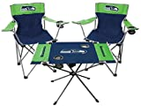 RAWLINGS NFL Seattle Seahawks Tailgate Kit, Team Color, One Size
