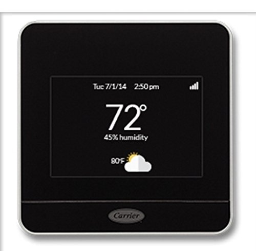 Carrier Cor 7-Day Programmable Wi-Fi Thermostat with Energy Reports Model 21026670 (Energy Carrier)