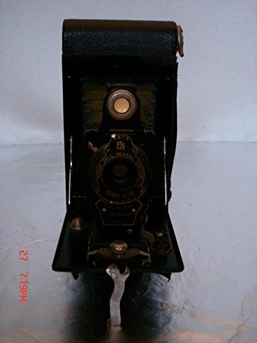 Antique RARE KODAK NO.2 FOLDING CARTRIDGE PREMO-BALL BEARING CAMERA- BY EASTMAN KODAK - Bearing Kodak