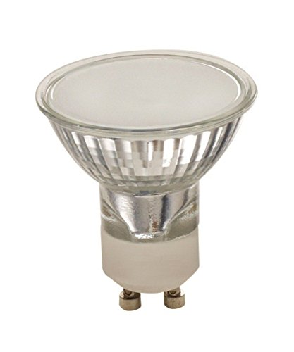 Kichler Halogen Sconce - Kichler 5902FST Accessory Bulb Halogen 50w GU10C Frosted, Frosted