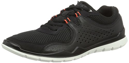 ECCO Women's Lynx Multisport Outdoor Shoes, Black (51052black/Black), 9 UK