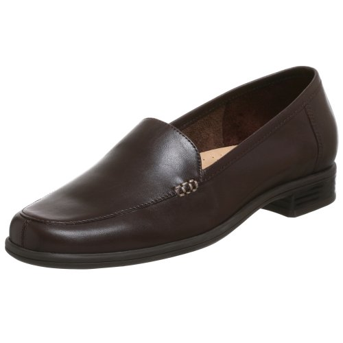 Naturalizer Womens Camera Loafer Oxford Brown