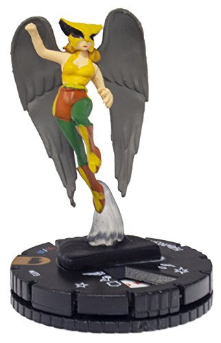 DC Heroclix Batman the Animated Series: Hawkgirl #073]()