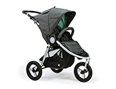 Indie, the all-terrain stroller perfect for the active family and the only one you'll need from birth through toddlerhood. Soft, durable fabrics made from 100% recycled PET have kept over half a million water bottles out of landfills since 20...