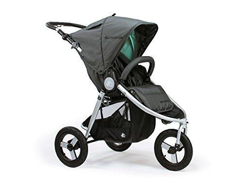 2018 Bumbleride Indie All Terrain Stroller - Dawn Grey Mint