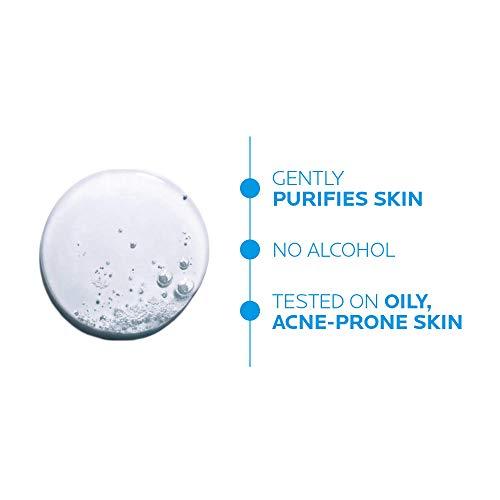La Roche-Posay Effaclar Purifying Foaming Gel Cleanser for Oily Skin 4