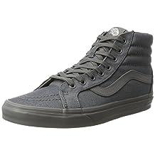Vans Checkboard Black/Citadel SK8-Hi Reissue Trainers