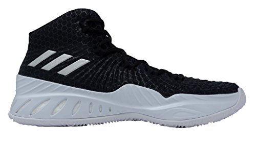 genuine cheap online adidas Crazy Explosive 2017 NBA/NCAA Shoe Men's Basketball Core Black-silver Metallic-white discount pay with paypal great deals sale online cheap sale sast ZQrkXbEM