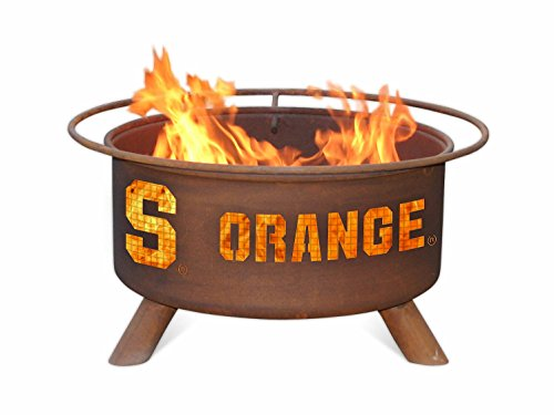 Patina Products F215, 30 Inch Syracuse Fire Pit - Syracuse Bowl Games
