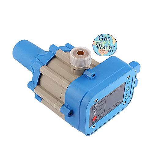 Automatic Electronic Switch Control Water Pump Pressure Controller 110 or 220V (works for both)