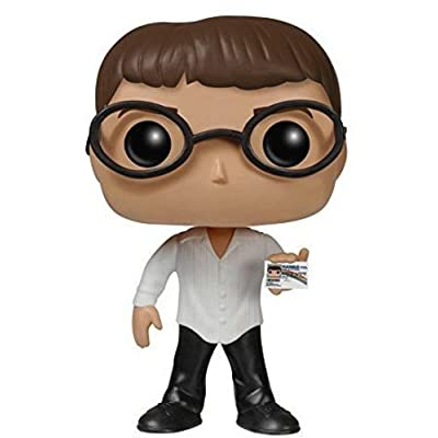 Funko POP Movies: Superbad Fogell (McLovin') Action Figure: Funko Pop! Movies:: Toys & Games