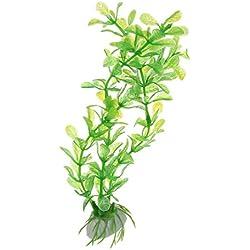 Aquatic - TOOGOO(R)Art Plant 20 cm aquarium decorative water plants