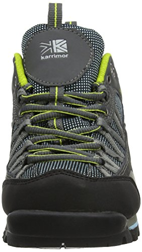 Karrimor Damen Spike Low 2 Ladies Weathertite Trekking-& Wanderhalbschuhe Grau (Grey Blue)