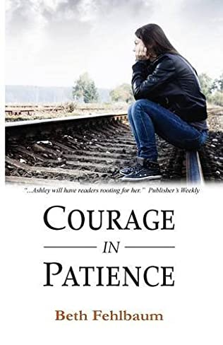 book cover of Courage in Patience