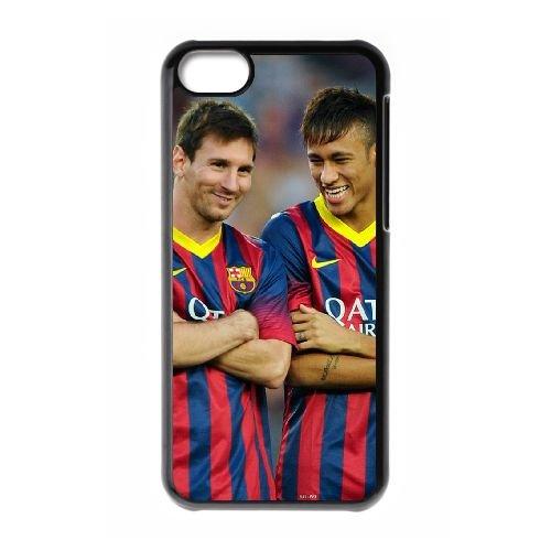 Neymar ER43BC1 coque iPhone Téléphone cellulaire 5c cas coque Q1AB5P8BM