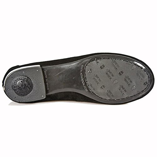 New Rock Bailarinas Noir Chaussons M.BL002-S1