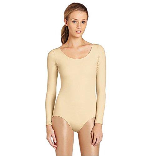 Générique Body Femme Col Bas Manches Longues Justaucorps String Combinaison  Stylé Confort  Amazon.fr  Vêtements et accessoires cb7dde7c406